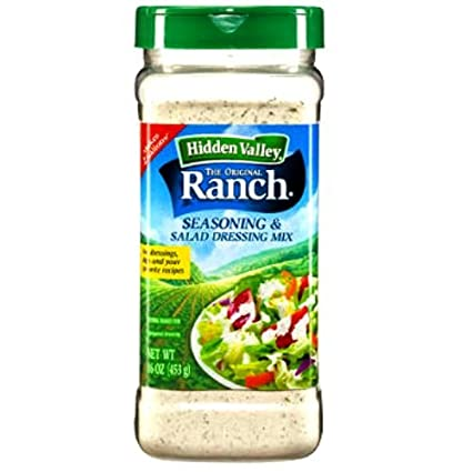 Dry Ranch Style Seasoning For Dip Or Dressing Recipes — Dishmaps