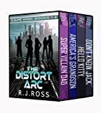 img - for The Distort Arc: Cape High Books 1-4 (Cape High Series Omnibus) book / textbook / text book