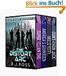 The Distort Arc: Cape High Books 1-4...