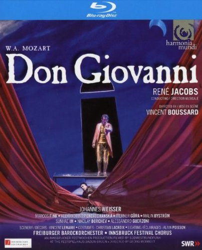 Don Giovanni  - Mozart - Blu Ray