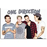 One Direction Without Zain Landscape Poster Maxi - 91.5 x 61cms (36 x 24 Inches)