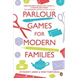 Parlour Games for Modern Familiesby Myfanwy Jones