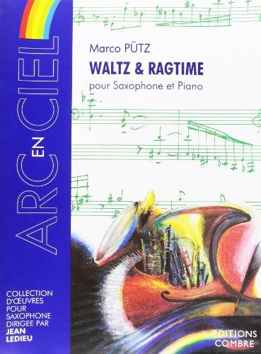 Waltz & Ragtime pour Saxophone et piano