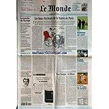 MONDE (LE) [No 17214] du 31/05/2000 - LES FAUX ELECTEURS DE LA MAIRIE DE PARIS - LA MARCHE DE L'EUROPE - CINEMA...