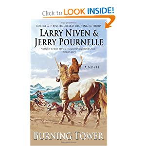 Burning Tower by Larry Niven and Jerry Pournelle