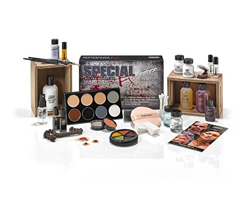 Mehron Special Fx All-pro Makeup Kit