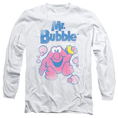 mrbubble-80s-logo-long-sleeve-t-shirt