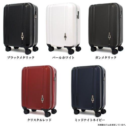 (トランスコンチネンツ)TRANS CONTINENTS スーツケース TC-0665-60 60cm ミッドナイトネイビー