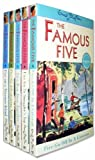 Enid Blyton Enid Blyton FAMOUS FIVE (1 to 5) 5 Books Pack Set 1 2 3 4 5 RRP: £24.95 Collection (Five on Treasure Island, Five Go Adventuring Again, Five Run Away Together, Five Go to Smuggler's Top, Five Go Off in A Caravan) (FAMOUS FIVE)