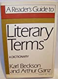 img - for A Reader's Guide to Literary Terms book / textbook / text book