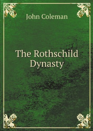 The Rothschild Dynasty