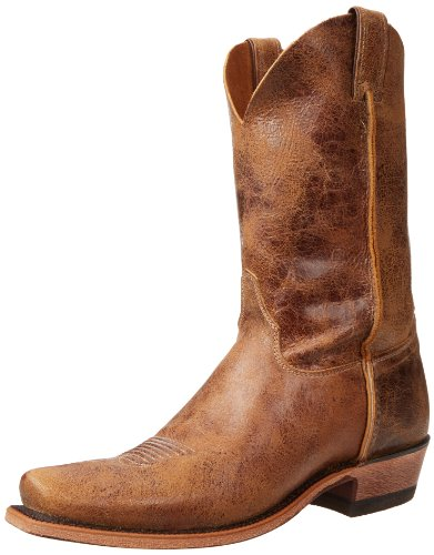 Justin Boots Men's Bent Rail Leather Boot