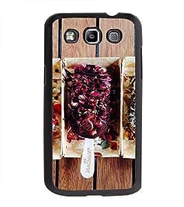 Icecream 2D Hard Polycarbonate Designer Back Case Cover for Samsung Galaxy Quattro Duos :: Samsung Galaxy Grand Quattro :: Samsung Galaxy Win Duos I8552
