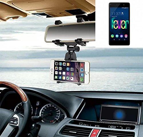supporto-smartphone-specchietto-retrovisore-per-wiko-fever-special-edition-nero-specchio-holder-staf