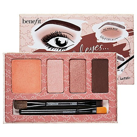 Benefit Cosmetics Big Beautiful Eyes Palette (Big Beautiful Eyes Benefit compare prices)
