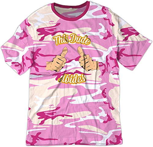 BSW - Top - Uomo Pink Camo X-Small