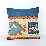 Decorative Pillows, KP853, Designer Pillows, Kilim pillow, Bohemian Decor, Wool Pillow, Bohemian Pillow, Accent Pillows, Throw Pillows