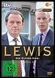 DVD Cover 'Lewis - Der Oxford Krimi, Staffel 6 [4 DVDs]