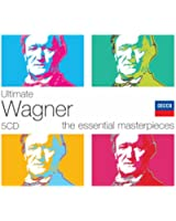 Coffret 5 CD : Ultimate Wagner
