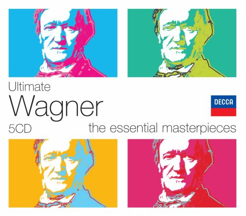Ultimate Wagner - 5CD
