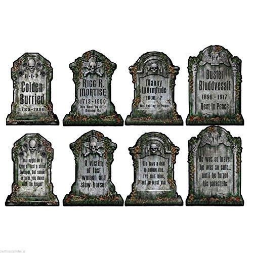 4 Hal (Cemetery Kit)
