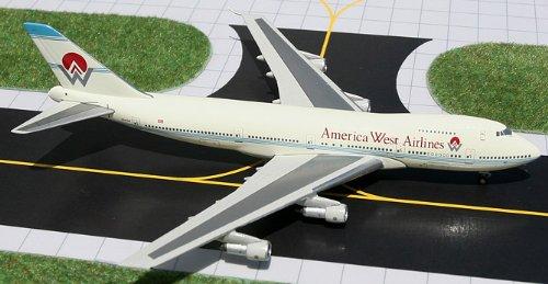1: 400 ジェミニジェット America West 航空 ボーイング 747-200 (並行輸入)