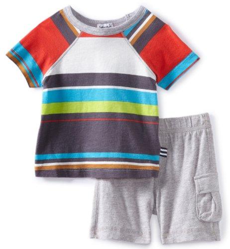 Splendid littles baby boys infant canyon stripe tee tribe for Splendid infant
