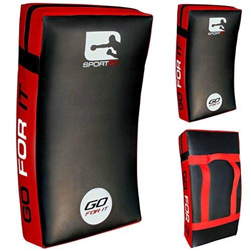 Vader-Sports-Kick-Shields-Curved-Large-Thai-Boxing-Taekwondo-Kick-Pads-MMA-UFC-Boxing-Punch