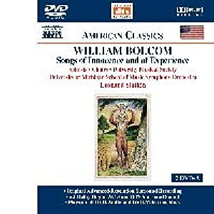 Bolcom: Songs of Innocence Dv (DVD Audio)