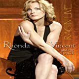 "Rhonda Vincent and the Rage - Ragin' Livevon ""Rhonda Vincent"""