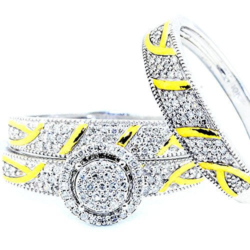 midwest-jewellery-womens-two-tone-trio-rings-set-10k-white-gold-1-3cttw-his-and-her-ringsi-j-color-0