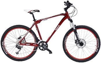Reebok Fitness Gecko Vélo adulte Rouge/Blanc 66 cm