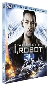 I, Robot [Combo Blu-ray 3D + Blu-ray + DVD]
