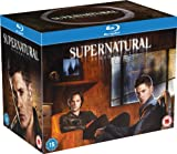 Supernatural: Season 1-7 [Blu-ray]