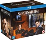 Supernatural - Season 1-7 Complete [B...