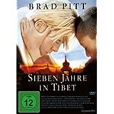 """Sieben Jahre in Tibetvon """"Brad Pitt"""""""