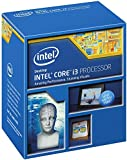 Intel Core I3-4160 Processor 3.60 GHz,  2-Core LGA1150 Socket, Hyper-Threading (BX80646I34160)