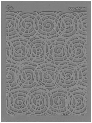 Lisa Pavelka 527233 Texture Stamp Son of Swirl