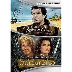 Robinson Crusoe / Cutthroat Island Df