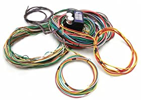 Keep It Clean PROCOMP8 8-Fuse and 49-Terminal Wire Panel System