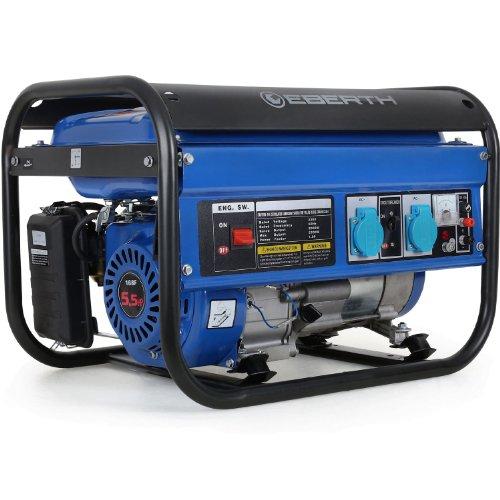 Eberth 2200 Watt Stromerzeuger Notstromaggregat Stromaggregat Generator