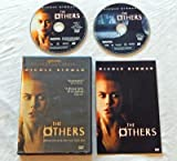 The Others 2-DVD Collector's Widescreen Edition DVD Movie - Dimension Films 2002 - A USED DVD Movie - Graded 9.8 - Enhanced Packaging