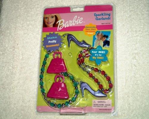 Barbie Sparkling Garland, Ornaments, or Children Jewerly