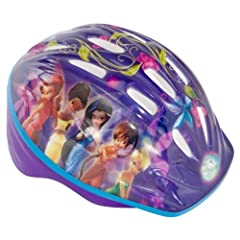 Disney Fairies Lighted Mico Bicycle Helmet (Child) by Disney