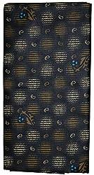 Velvet Gold Men's Cotton Lungi (VTG369)