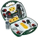 Bosch - Maletín con atornillador de acumuladores de juguete (Theo Klein 8545)