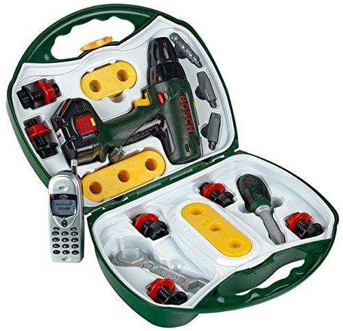 Theo-Klein-8545-Bosch-Akkuschrauber-Koffer-Spielzeug
