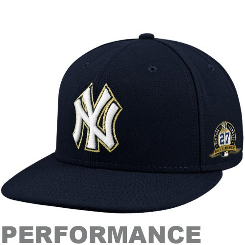 8bac5fa9b New York Yankees Special Edition 5950 Cap W/27 World Series Championships  Patch Overview