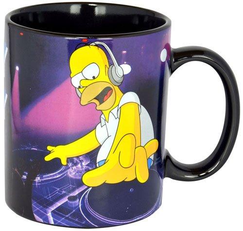 """The Simpsons - Tasse """"DJ Homey"""""""