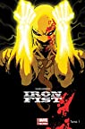 Iron Fist - Marvel Now, tome 1 : Rage par Andrews